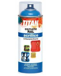 Spray Color Acrilico Titan 400ml